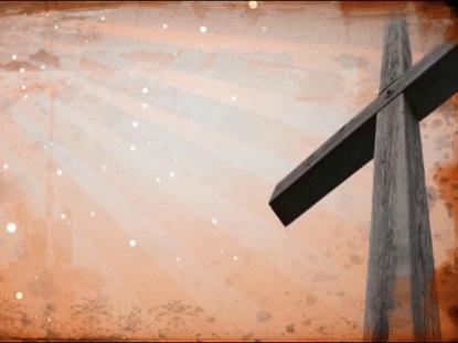 CROSS WORSHIP BACKGROUND