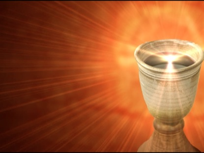 LORD'S SUPPER CUP