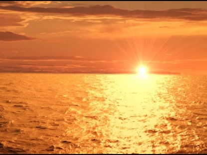 OCEAN SUNSET WORSHIP LOOP