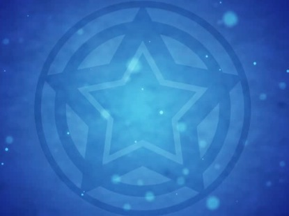 STAR OF DAVID CHRISTMAS MOTION
