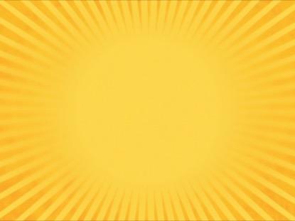 SUMMER SUNBURST YELLOW BACKGROUND