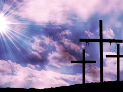 three crosses easter background videos2worship