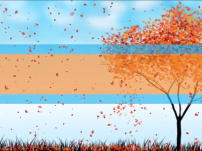 TITLE READY AUTUMN BACKGROUND