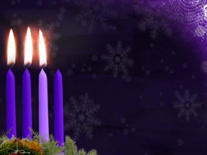 ADVENT CANDLE MOTION WEEK 3