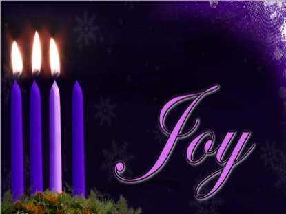 Candle Background Powerpoint Advent Joy Candle Background