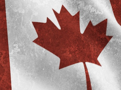 CANADIAN FLAG MOTION 1