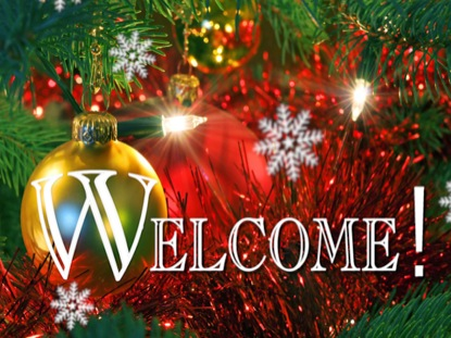 Christmas Welcome Background | Vertical Hold Media | WorshipHouse ...