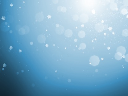 CHRISTMAS WINTER SNOWFLAKE MOTION 2