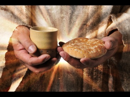 COMMUNION BACKGROUND