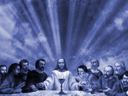 THE LAST SUPPER MOTION 2