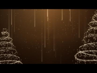 CHRISTMAS STARFALL TREES