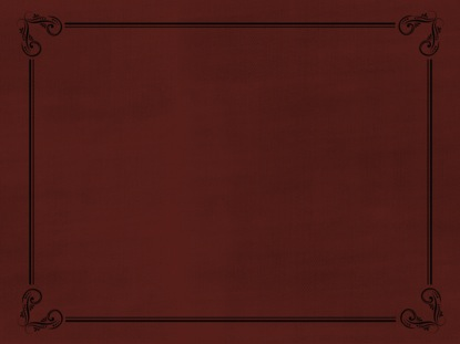 CLASSIC BORDER RED