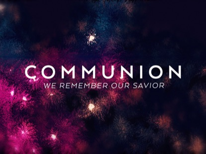 CRYSTAL FLOW COMMUNION