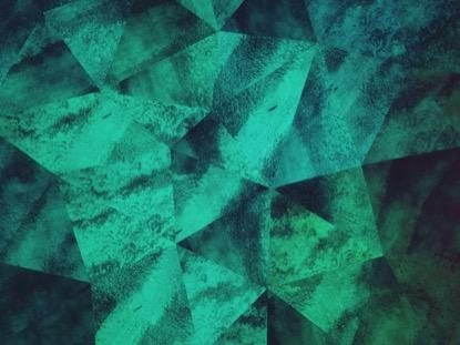 EASTER GLASS GREEN