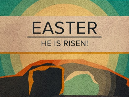 HOLY WEEK EASTER TITLE