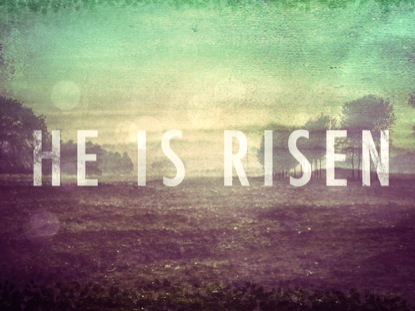 LIVING HOPE RISEN
