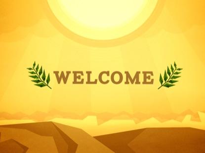 PALM WELCOME