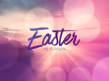 RESURRECTION WORDS EASTER