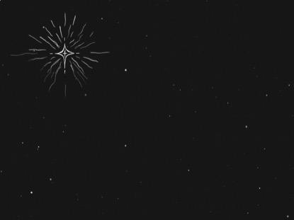 SILENT NIGHT STAR