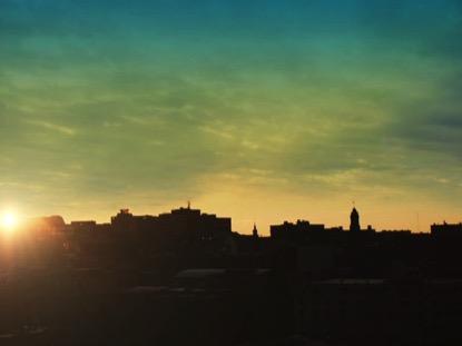 SUNRISE CITY BLANK