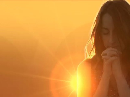SUNSET PRAYER