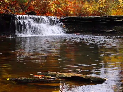AUTUMN FALLS AND POOL LOOP