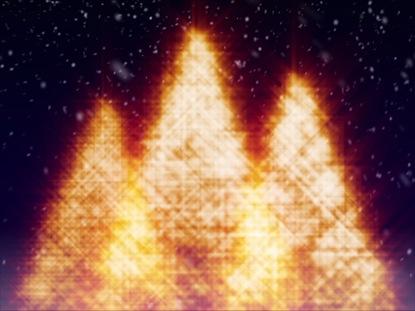 CHRISTMAS TREE ORBIT  LOOP