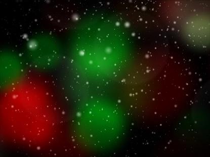 FESTIVE CHRISTMAS RED GREEN LOOP