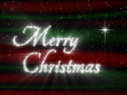 NATIVITY STAR MERRY CHRISTMAS