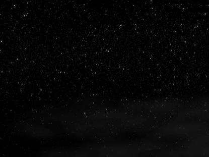 STAR FIELD NIGHT SKY