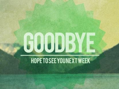 Vintage Valley Goodbye | Wubbleyou Media Group | Youth Worker