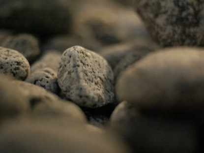 RIVER STONES TRACKING FOOTAGE 02