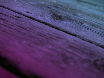 STYLIZED ANGLED WOODEN PLANKS TRACKING FOOTAGE