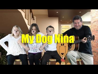 MY DOG NINA