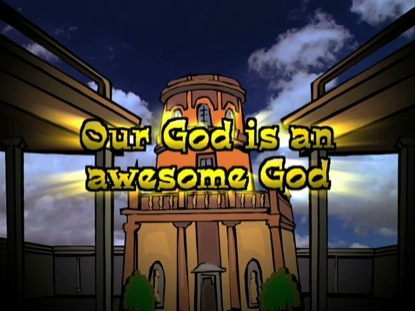 AWESOME GOD (WITH HE REIGNS)