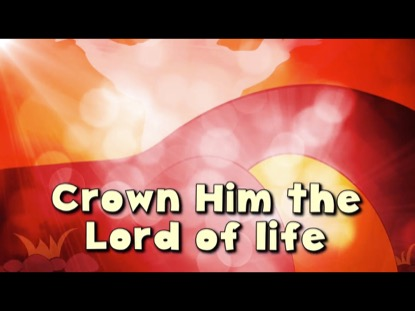 CROWN HIM (MAJESTY)