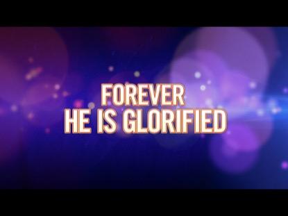 FOREVER (WE SING HALLELUJAH)