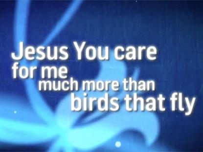 JESUS YOU CARE