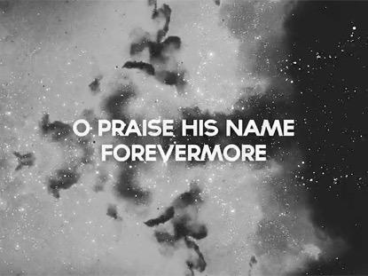O PRAISE THE NAME (ANASTASIS) (HSK REMIX)