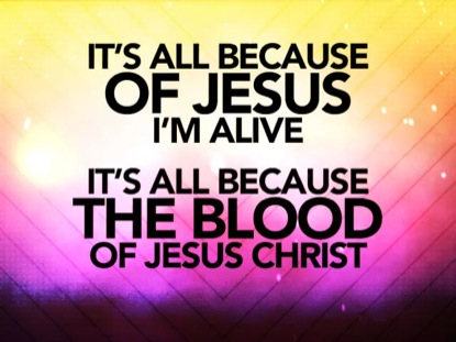 ALL BECAUSE OF JESUS: FLEXX