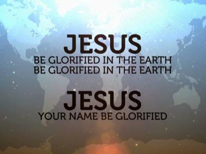 BE GLORIFIED FLEXX