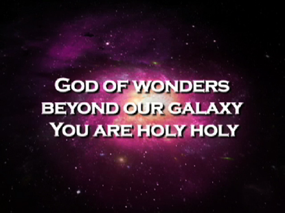 GOD OF WONDERS: IWORSHIP FLEXX