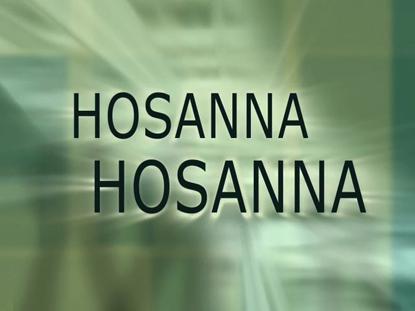 HOSANNA (BALOCHE): IWORSHIP FLEXX