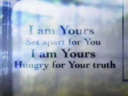 I AM YOURS: iWORSHIP FLEXX