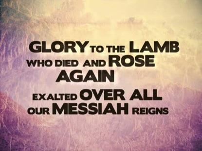 OUR MESSIAH REIGNS FLEXX