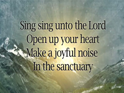 SING: iWORSHIP FLEXX
