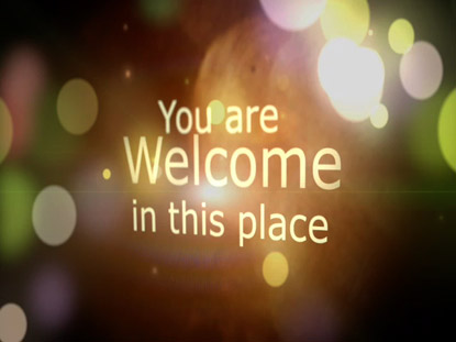 WELCOME IN THIS PLACE: iWORSHIP FLEXX