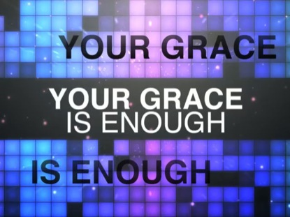 YOUR GRACE IS ENOUGH: FLEXX