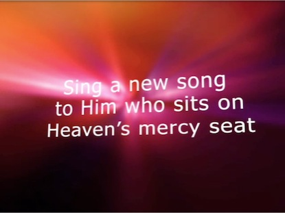REVELATION SONG (NEW)