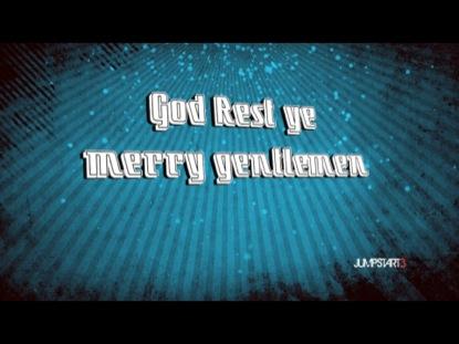 God Rest Ye Merry Gentlemen | JumpStart3 | Song Tracks | WorshipHouse Kids